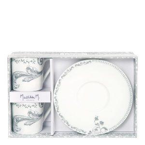 Madame de Polignac Expresso Cup Set