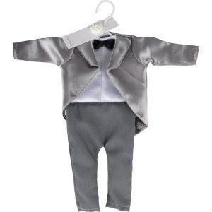 Little Grey Suit