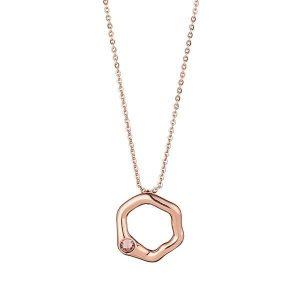 Vintage Rose Necklace