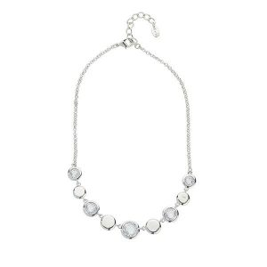 Abigail Silver Necklace