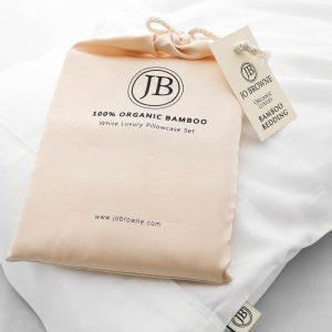 Luxury Bamboo Pillowcase Set