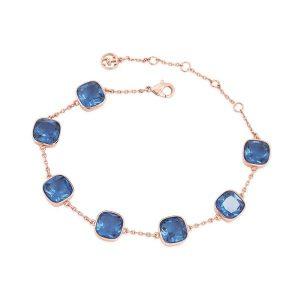 Maureen O'Hara Cushion Stone Bracelet