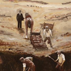 John Galvin Art - Digan's Bog