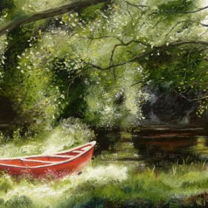 John Galvin Art - Tranquil Times