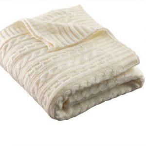 Aran Knit Throw