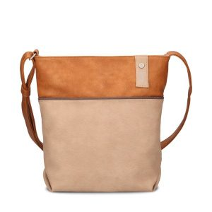 Jana Shoulder Bag (Nubuk Sand)