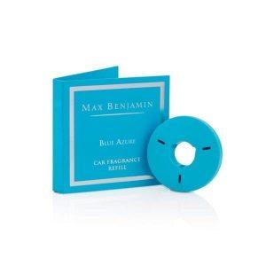 Max Benjamin Blue Azure Car Fragrance Refill
