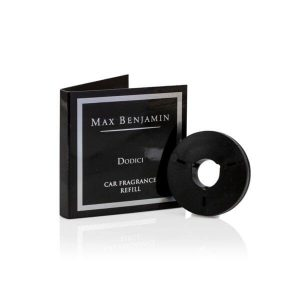 Max Benjamin Dodici Car Fragrance Refill