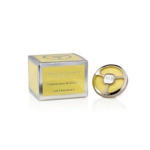 Max Benjamin Lemongrass & Ginger Car Fragrance