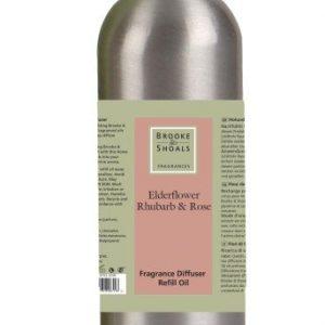 Elderflower, Rhubarb & Rose Diffuser Refill