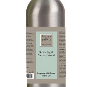 Green Fig & Vetiver Wood Diffuser Refill