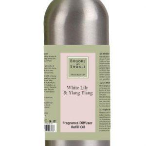White Lily & Ylang Ylang Diffuser Refill