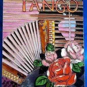 Ceramic Wall Art - Tango