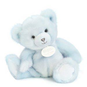 Doudou Bleu Glacé Bear