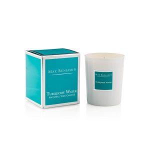 Max Benjamin Turquoise Water Luxury Candle