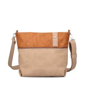 Jana Shoulder Bag (Nubuk Sand)