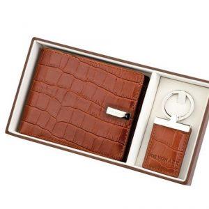 Arx Wallet & Keyring Gift Set