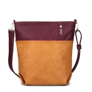 Jana Shoulder Bag (Canvas Curry)