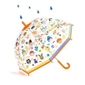 Faces Umbrella