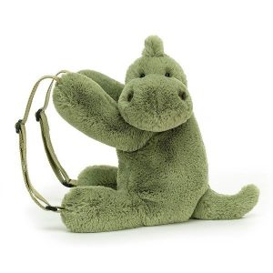 Jellycat Huggady Dino Backpack