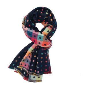 Ladies Dots Fashion Scarf