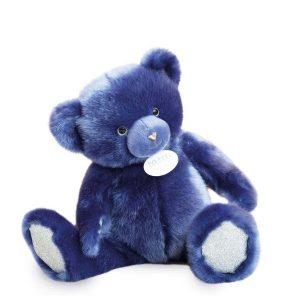 Doudou Dark Blue Bear