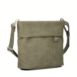 Mademoiselle Shoulder Bag - Nubuk Olive
