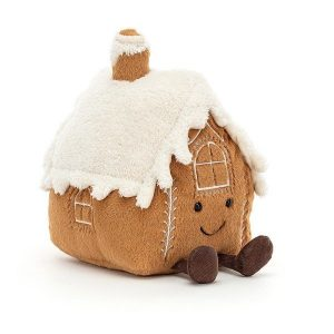 Jellycat Gingerbread House